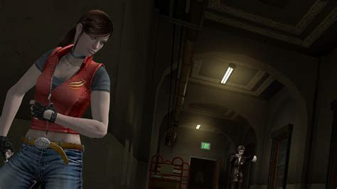 Wallpaper  Claire Redfield  Resident Evil By Leo77940 On