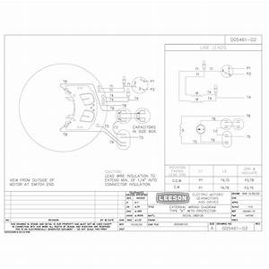 Leeson 10 Hp Motor Wiring Diagram