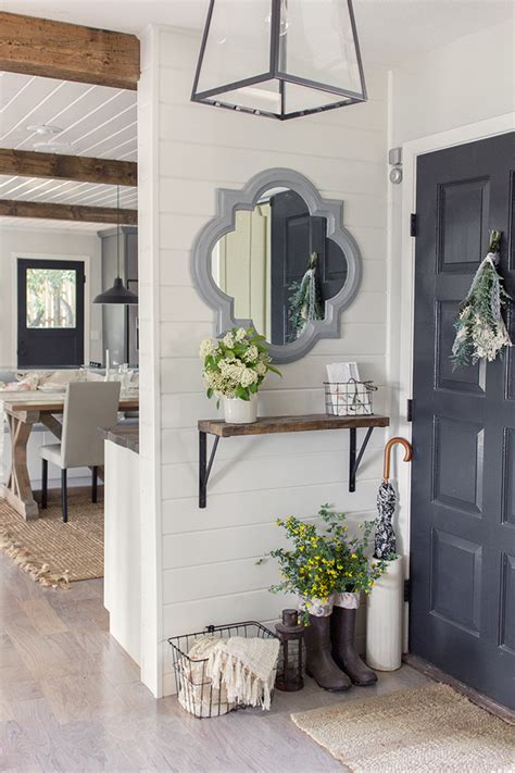 decorating small foyer entryway on pinterest diy entryway tables and shoe storage