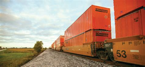 Intermodal Efficiencies - Inbound Logistics