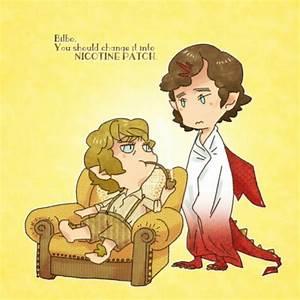 Smauglock & Bilbo Watson   ♥Sherlock Holmes   Pinterest