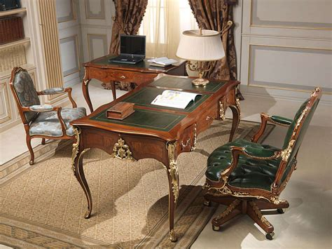 bureau style office louis xv style vimercati furniture