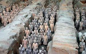 Ancient Greek sculpture inspiration for China's Terracotta Warriors, researchers say ...  Terracotta