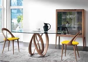 Glastisch Mit Holz : massivholz m bel von porada die modernen klassiker ~ A.2002-acura-tl-radio.info Haus und Dekorationen
