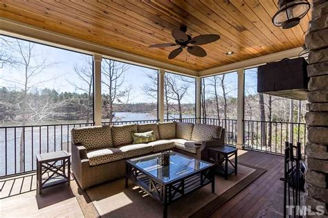 House Plans With Screened Porches cottage style house plan screened porch by max fulbright