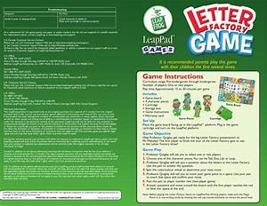 Toys  U0026 Hobbies Leap Frog Letter Factory Non Magnetic