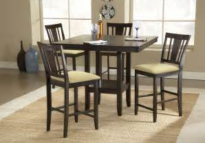 Dining Room Table And Chair Sets Counter Height Dinette Sets Homesfeed