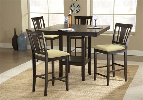 modern counter height table height dining table hilale arcadia counter height dining