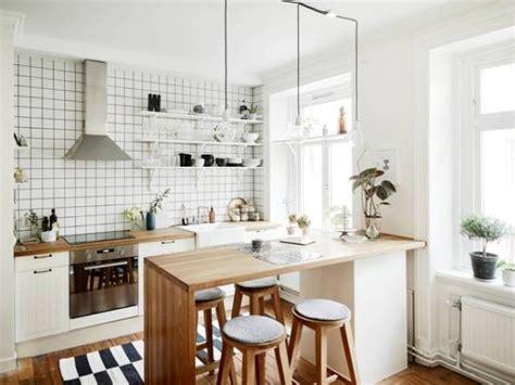 petites cuisines ouvertes aménagement cuisine le guide ultime