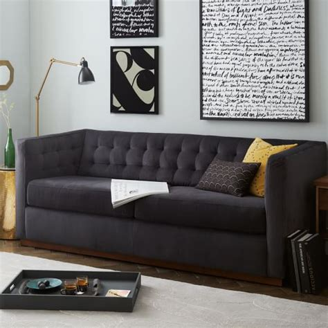 West Elm Rochester Sofa Sleeper by Rochester Sofa 82 Quot West Elm