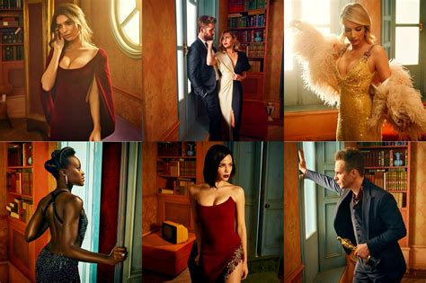 Mark Seliger Vanity Fair Oscar Party Portraits