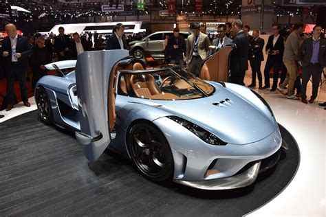 koenigsegg regera electric motor koenigsegg regera the world s fastest hybrid at geneva