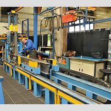 Produktion Leichtkrane Und Logistikzentrum Abus