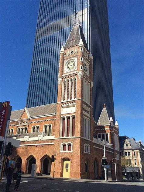 Perth Town Hall   Wondermondo