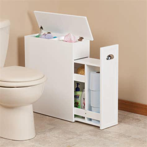 Small Thin Bathroom Cabinet by Slim Bathroom Storage Cabinet By Oakridge Slim Cabinet