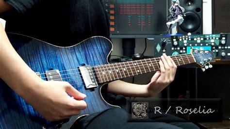 R by roselia full mp3. R - Roselia (Guitar cover) 【Bang Dream!】 - YouTube