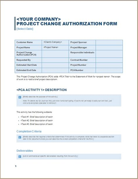 authorization letter template word excel templates