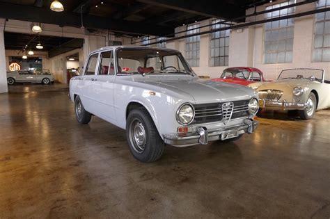Alfa Romeos For Sale by 1971 Alfa Romeo Giulia 1300 For Sale