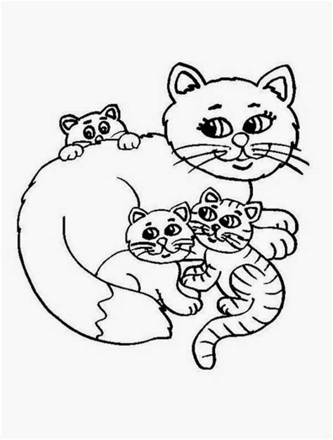 Navishta Sketch: sweet cute angle cats