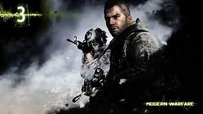 Cod Wallpapers Mw3 Duty Call Warfare Modern