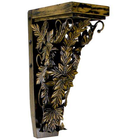 Decorative Metal Corbels decorative metal corbels by jka home 174