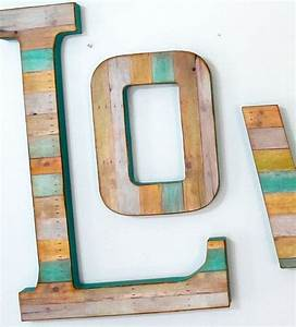 138 best images about art by debbie from a creative life With large salvaged letters