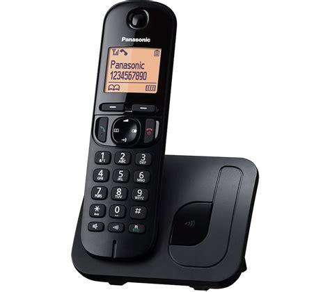 panasonic kx tgc210eb cordless phone deals pc world