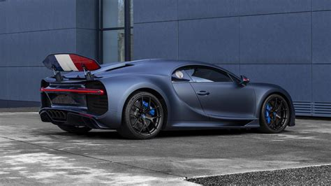 The chiron itself is still among the fastest cars in the world. Bugatti celebrates 110th anniversary with special-edition ...