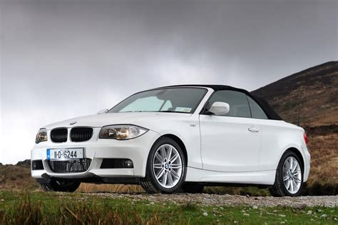 bmw serie 1 cabriolet bmw 1 series convertible 2008 2014 pictures carbuyer