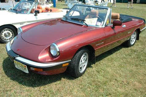 1989 Alfa Romeo Spider by 1989 Alfa Romeo Spider Veloce Images Photo 89 Alfa Spider