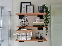 shelves for wall Ikea wall shelves: How to hang shelves in 3 easy steps