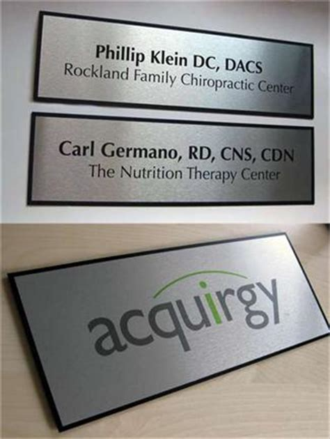 Name Plates Office Door Signs Suite And Office Door Custom Office Door Signs Metal Door Signs For Offices
