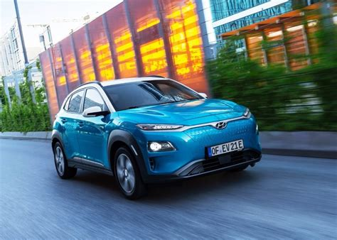 Hyundai Kona Electric 2020 by 2020 Hyundai Kona Electric Interior Features New Suv Price