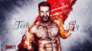 WWE2K15 Custom Wallpaper Ft Sami Zayn by ChrisAmbrose04 on ...