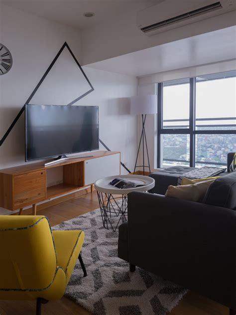 sqm art inspired  bedroom condo unit rl