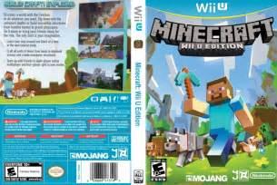 Wii U Minecraft Game