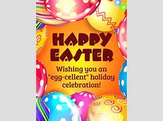 EggCellent Happy Easter Card Birthday & Greeting Cards
