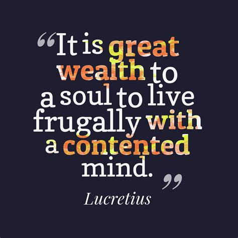 Is Quotes Picture Lucretius Quote About Soul Quotescover