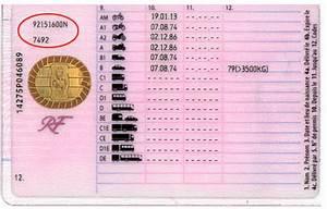 Numero De Permis De Conduire : le n de dossier sur un permis nouveau format ants site permis de conduire ~ Medecine-chirurgie-esthetiques.com Avis de Voitures