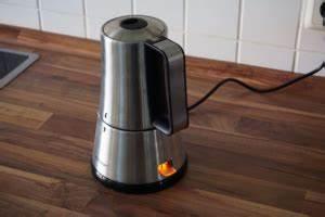 Espressokocher Edelstahl Elektrisch : espressokocher elektrisch test vergleich 2019 ~ Watch28wear.com Haus und Dekorationen