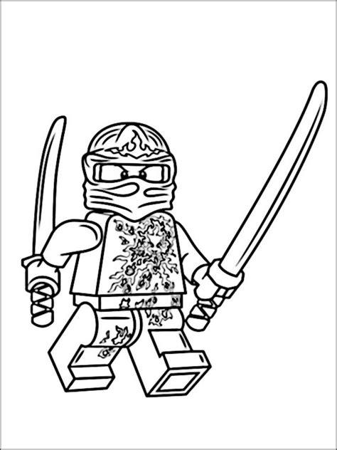 Kleurplaat Lego Ninjago by Kleurplaten Lego Ninjago