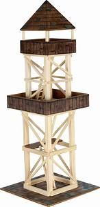 Erst Holz : walachia holzbaukasten aussichtsturm 124 teile ~ A.2002-acura-tl-radio.info Haus und Dekorationen