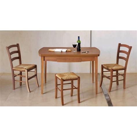 table cuisine largeur table de cuisine en bois avec allonges auvergne