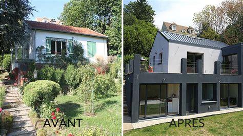 maison et travaux chambre avant après agrandir une maison par le biais d une