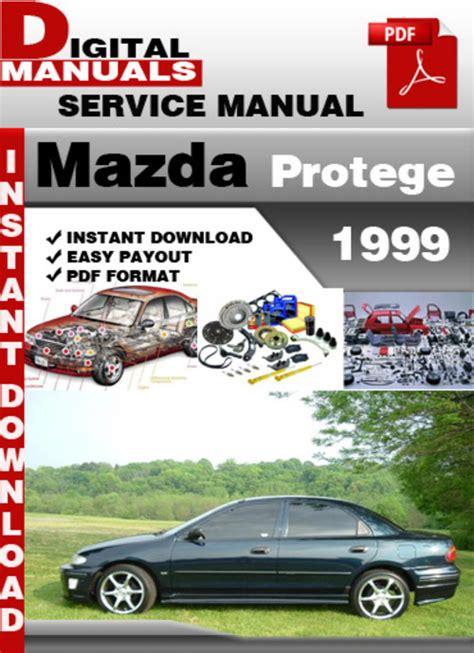 service repair manual free download 1999 mazda protege auto manual mazda protege 1999 factory service repair manual download manuals