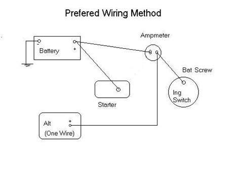 Alternator Wiring Help Please The Cja Page Forums