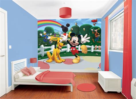 decoration mickey chambre décoration chambre mickey mouse