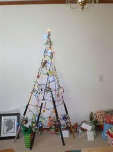 Fishing Pole Christmas Tree