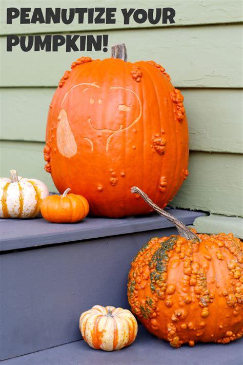 fun  pumpkins   peanuts gang   takes