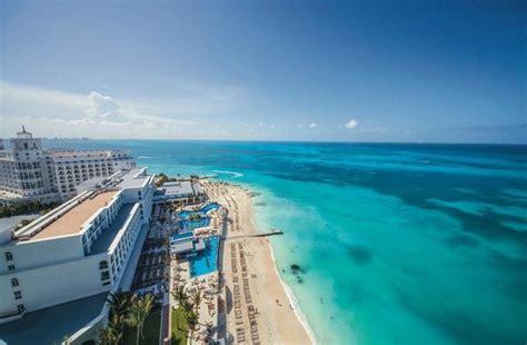 Www Riu Com Cancun Hotel Riu Cancun Resort Canc 250 N Mexique Voir Les